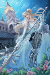 RPG Series - Cinderella by SaintPrecious