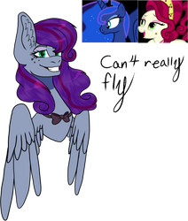 Crackship|Princess Luna X Cherry Jubilee|Open by ZarinaRoseYT