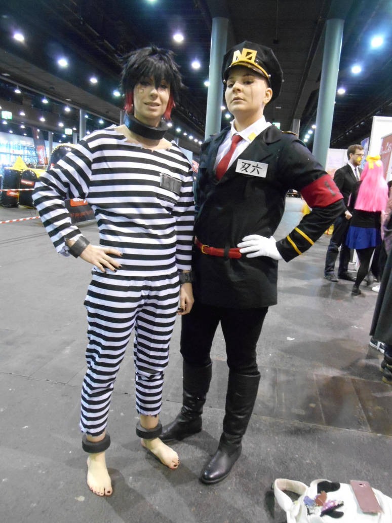 EpicCon Frankfurt 2016 cosplay: unknown characters by Lalottered