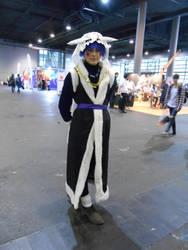EpicCon Frankfurt 2016 cosplay: Shin-Ah by Lalottered