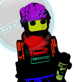 Brobot Logo by EmeyeX