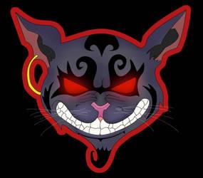 Cheshire Cat by EmeyeX