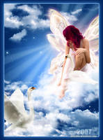 A Heavenly Flight by lockjavv