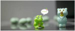 The Green Love 1 by hadi68