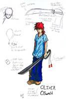 Character Sketch by blackbeardpirate