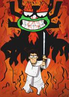 Samurai Jack by DarkGosp