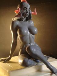 Priestess wip 5 by rvbhal