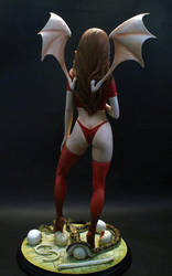 Lilith painted by rvbhal