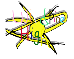 Wildpine High logo 1st version no background by Ay6