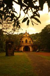 Chapel by SylvanLobo