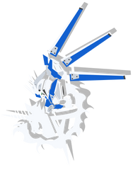 Amuro RX93 v2 Hi v Gundam by kinokashi
