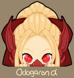 Odogaron Alpha Girl by kinokashi
