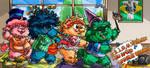 Fluffy samba by DAVIDE76