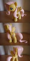Fluttershy Custom Sculpt by Phoenix-Mystic
