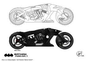 Custumer Bat-Bike by Paul-Muad-Dib