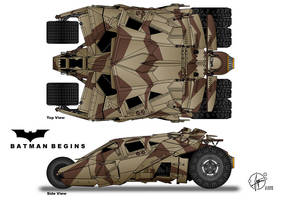 Tumbler topview camouflage by Paul-Muad-Dib