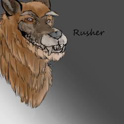 Rusher by YuniKunsunXD