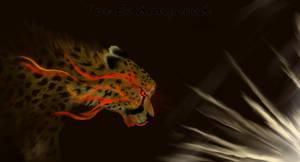 Asiatic Fury by cheetahsintheearth