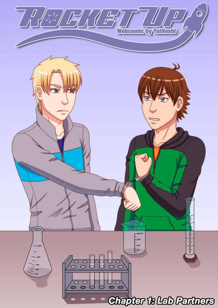 Rocket Up: Chapter 1 by YuiHoshi