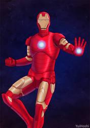 Iron Man by YuiHoshi