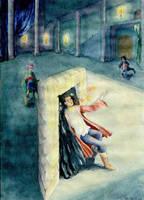 Sirius' Fall by Maitia