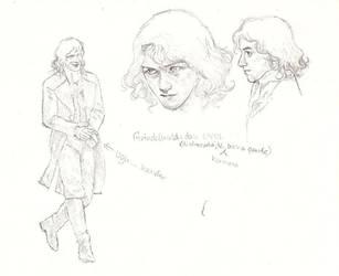 Gellert Grindelwald by Maitia
