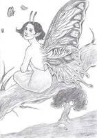 Fairy card by Maitia