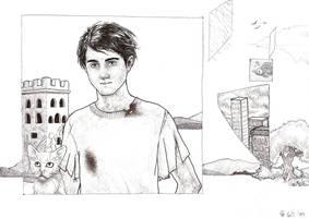 Will and Kirjava by Maitia
