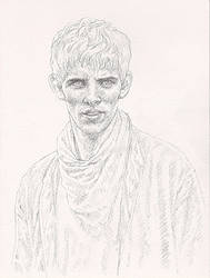 Merlin says WOT? by Maitia