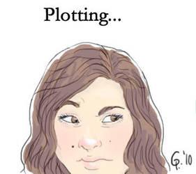I feel plotty, oh so plotty.. by Maitia