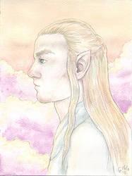 King Thranduil by Maitia