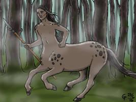 Centaur by Maitia