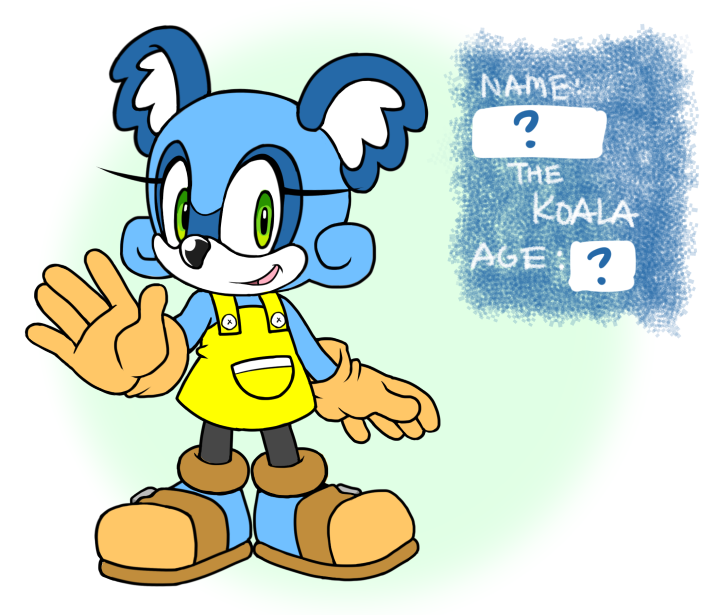 Sonic Adoptable [Koala] Auction [CLOSED] by Chehaya