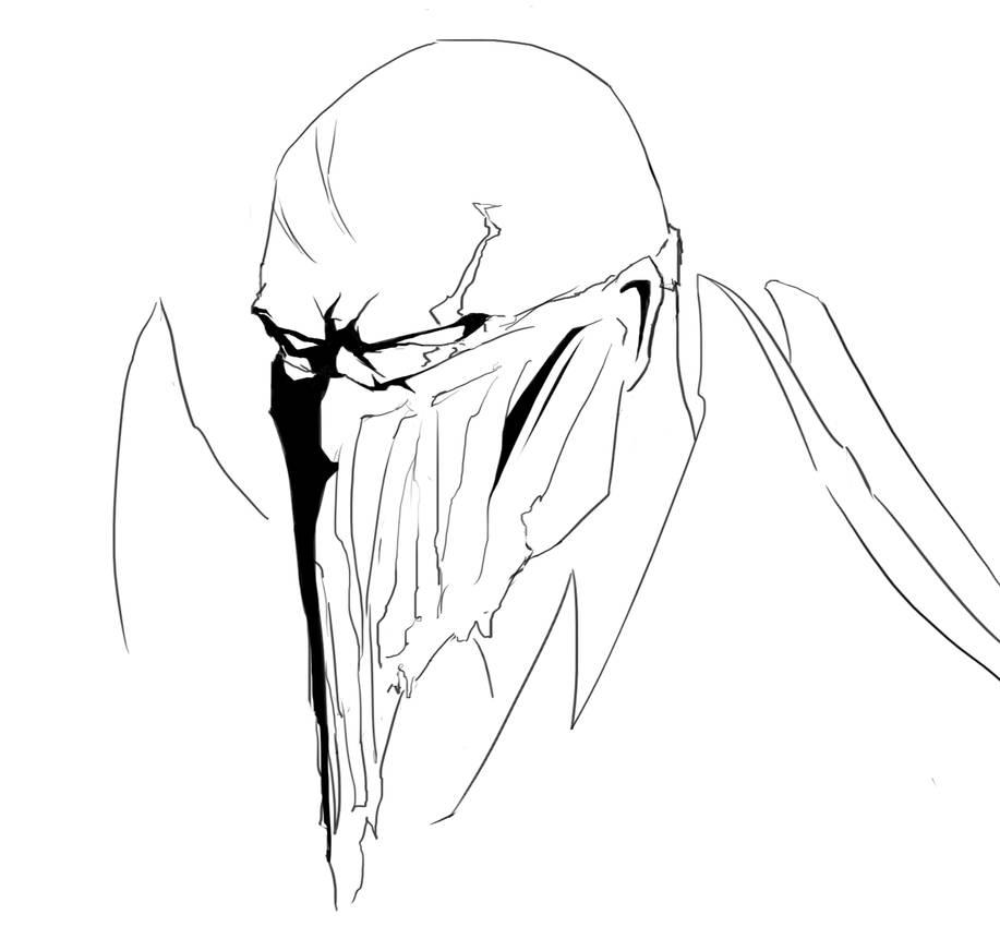 pyke sketch by RushGT