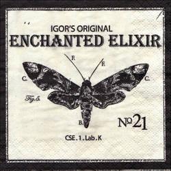Apothecary Specimen: Enchanted Elixir by Aegean-Prince