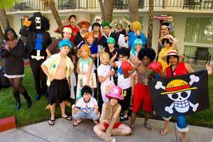 ALA One Piece Gathering by JoLuffiroSauce