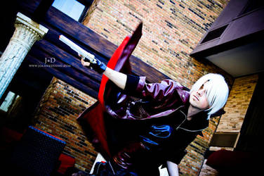 Devil May Cry 4 by JoLuffiroSauce