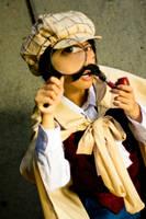 Sherlock Loomes by JoLuffiroSauce