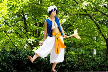 Magi: Playful Aladdin by JoLuffiroSauce