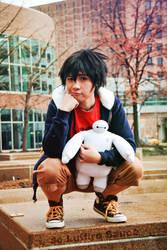 Big Hero 6: Hiro Hamada by JoLuffiroSauce
