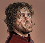 Tyrion the Imp by KennBaker