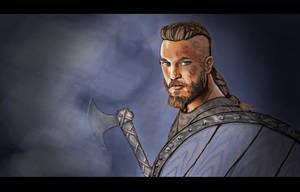 Ragnar Lothbrok by KennBaker