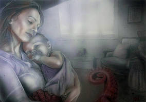 A Mother's Love by KennBaker