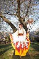 Tsubasa: Greet the Morning Sun by brightling