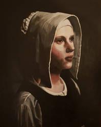 Portraitstudie  by FrnkSchmdt