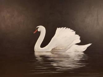swan by FrnkSchmdt