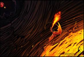 Firestarter by GlacierDragon