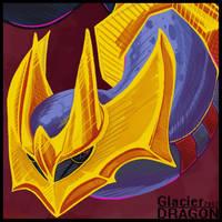 Acid Trip Giratina by GlacierDragon