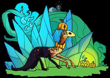 Hide-and-go-spook by GlacierDragon