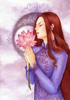 Lotus s Fragrance by callonmc